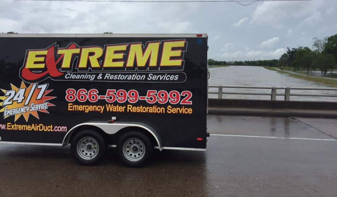 Extreme Water Damage Restoration Services