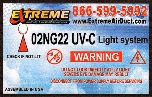 Extreme Services 02NG22 UV System