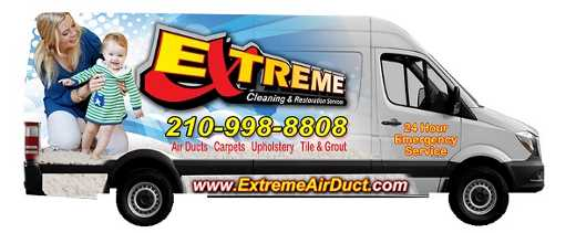 Extreme Air Duct Cleaning San Antonio, Texas