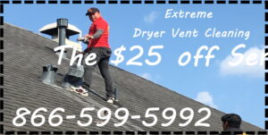 Extreme Dryer vent cleaning discount