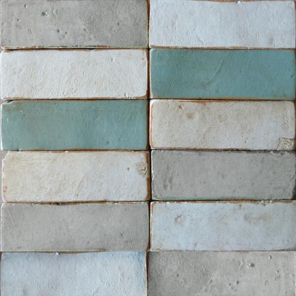Brick-textured
