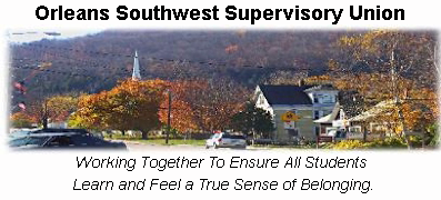 Orleans Southwest Supervisory Union Schools