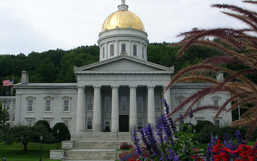 The Vermont State Capitol