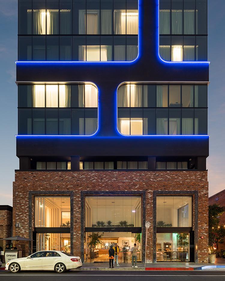 Dream Hotel | Los Angeles, CA