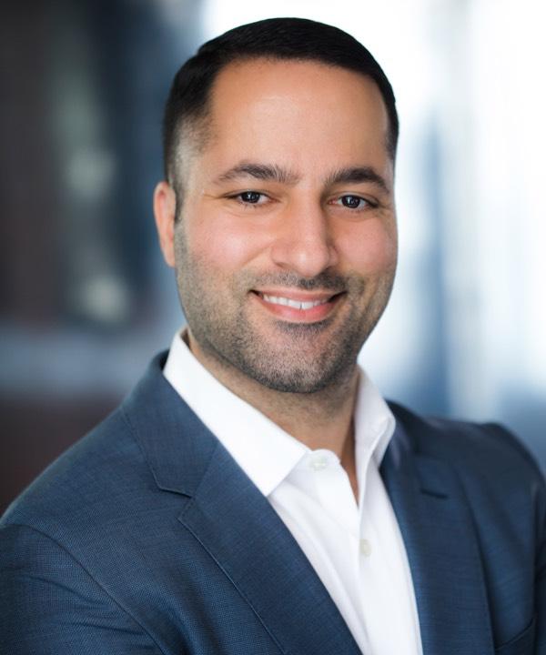 Simond Lavin | Director, Asset Management, Calmwatercapital