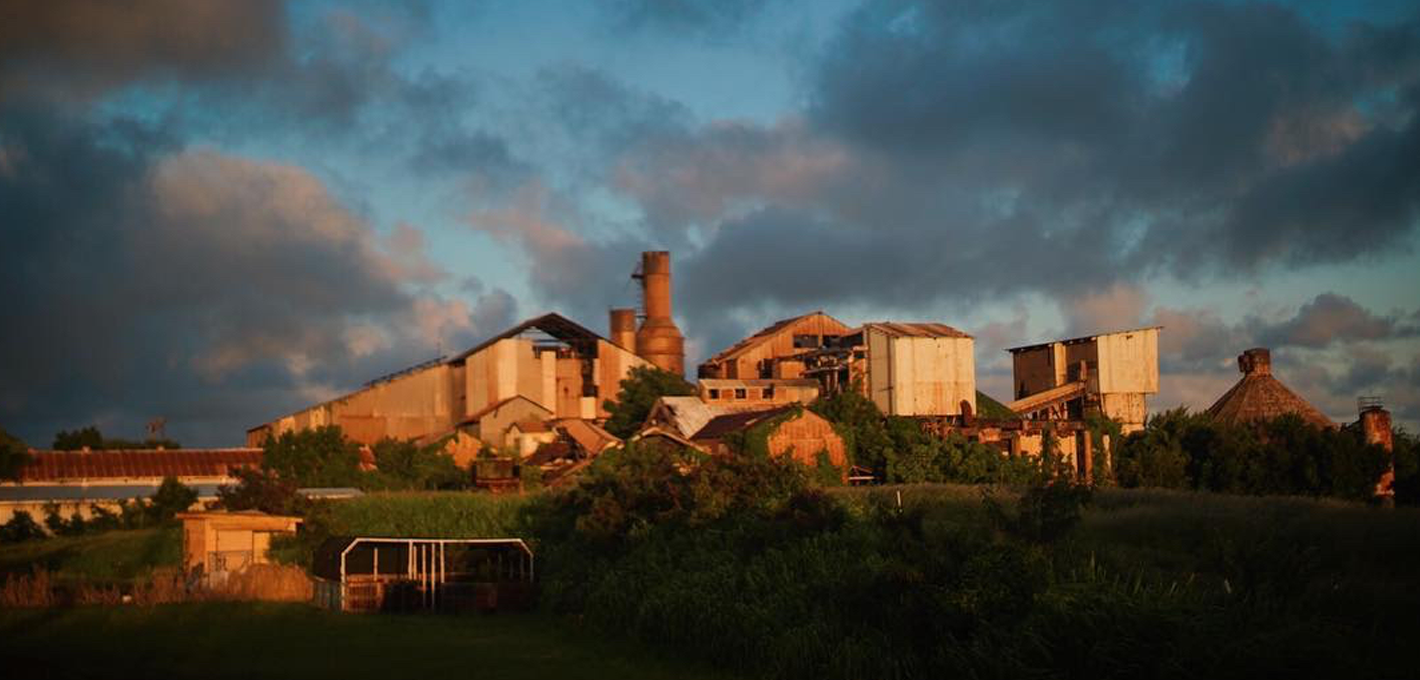 Old Koloa Sugar Mill on Kauai