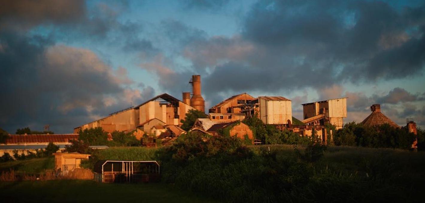Old Koloa Sugar Mill on Kauai