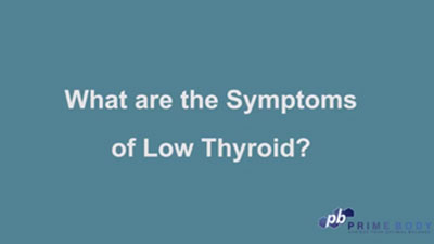 Low Thyroid: Symptoms, Diagnosis and Treatments