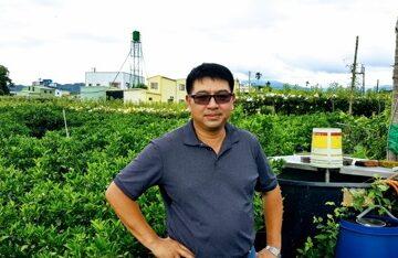 月收入三十萬元島內游走 劉維振返鄉務農發揮行銷