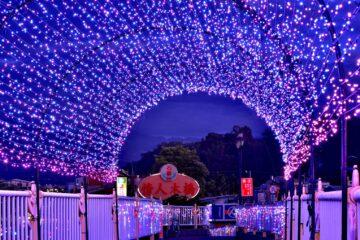 石岡食水嵙溪藝術節燈會 七日起亮麗展出兩個多月