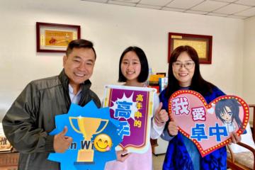 台灣大學「希望入學」放榜 卓蘭高中李雯惠首位錄取