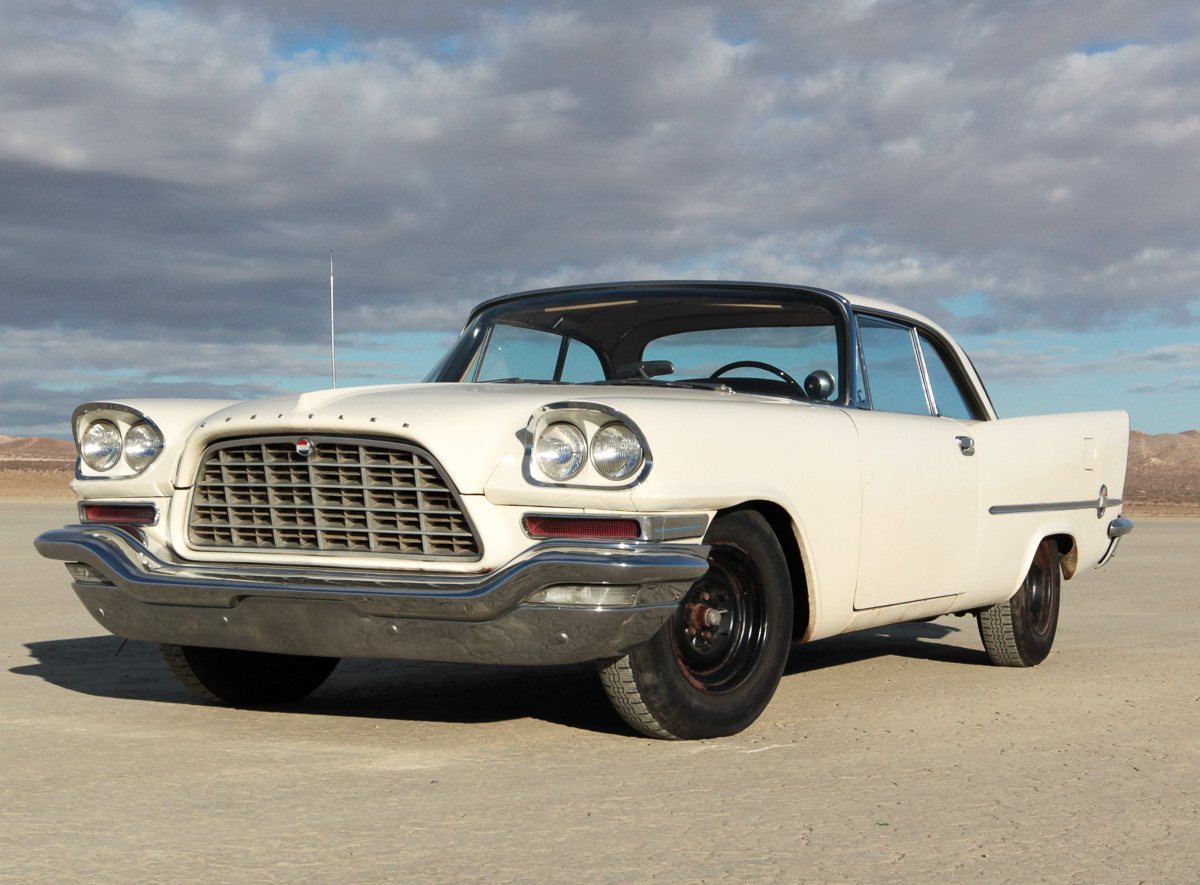 1958 Chrysler 300D - Norm Thatcher