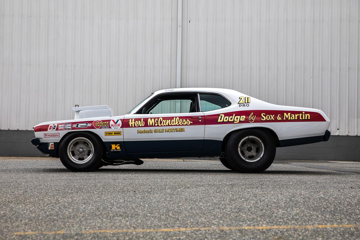 1972 Dodge Demon – Sox & Martin