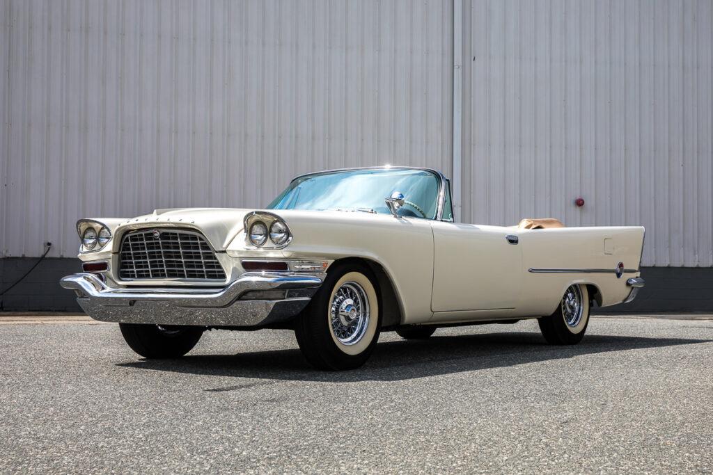 1957 Chrysler 300C Convertible