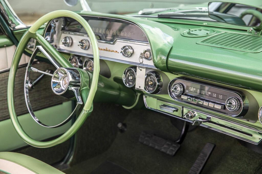 1958 DeSoto Firedome Convertible