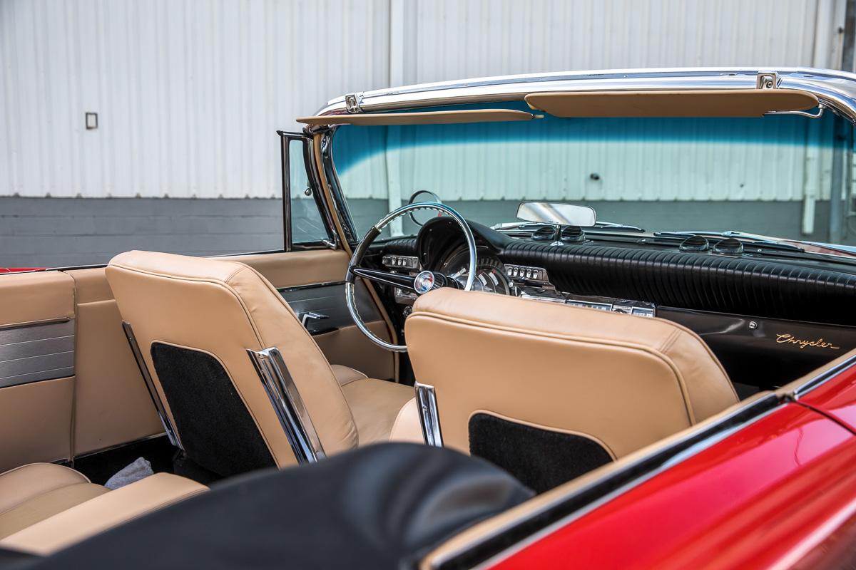 1961 Chrysler 300G Convertible