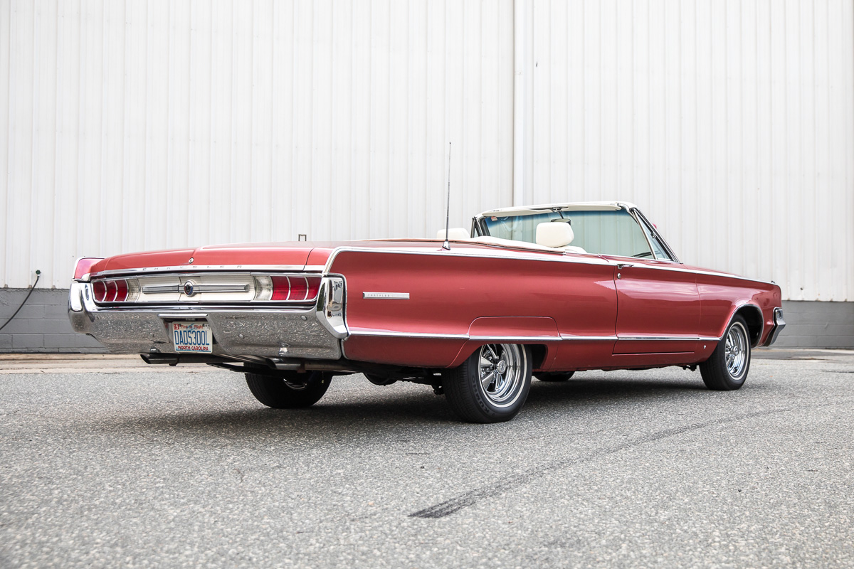 1965 Chrysler 300L Convertible