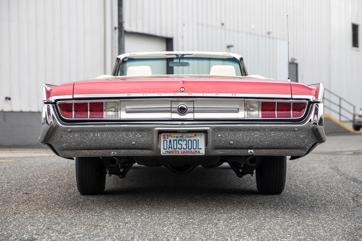 1965 Chrysler 300L Convertible