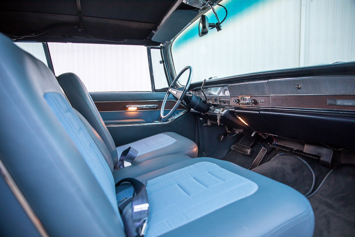 1965 Chrysler Imperial Convertible