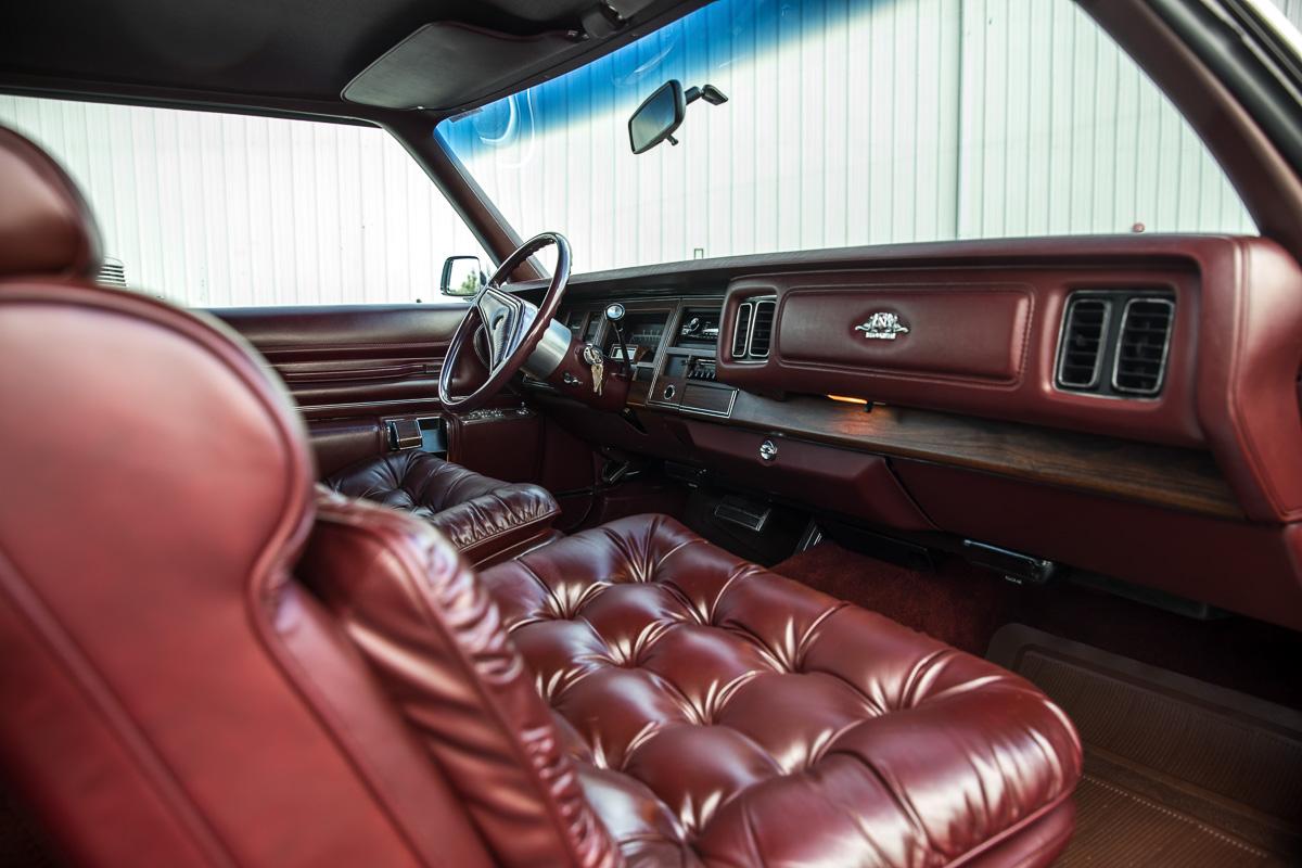 1977 Chrysler New Yorker Brougham Hardtop