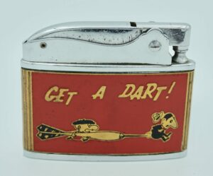 Get A Dart Lighter