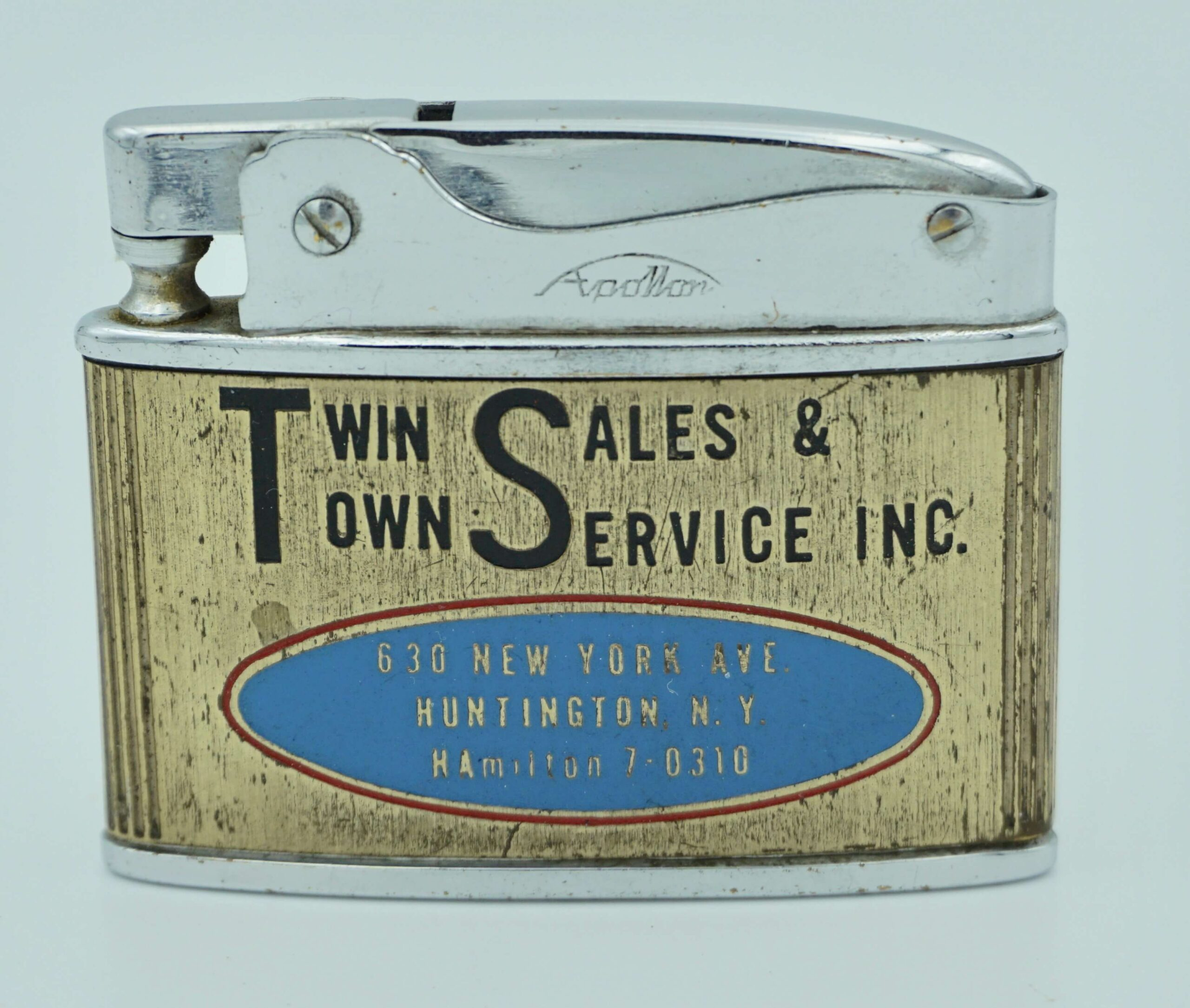 Twin Town Sales & Service Lighter