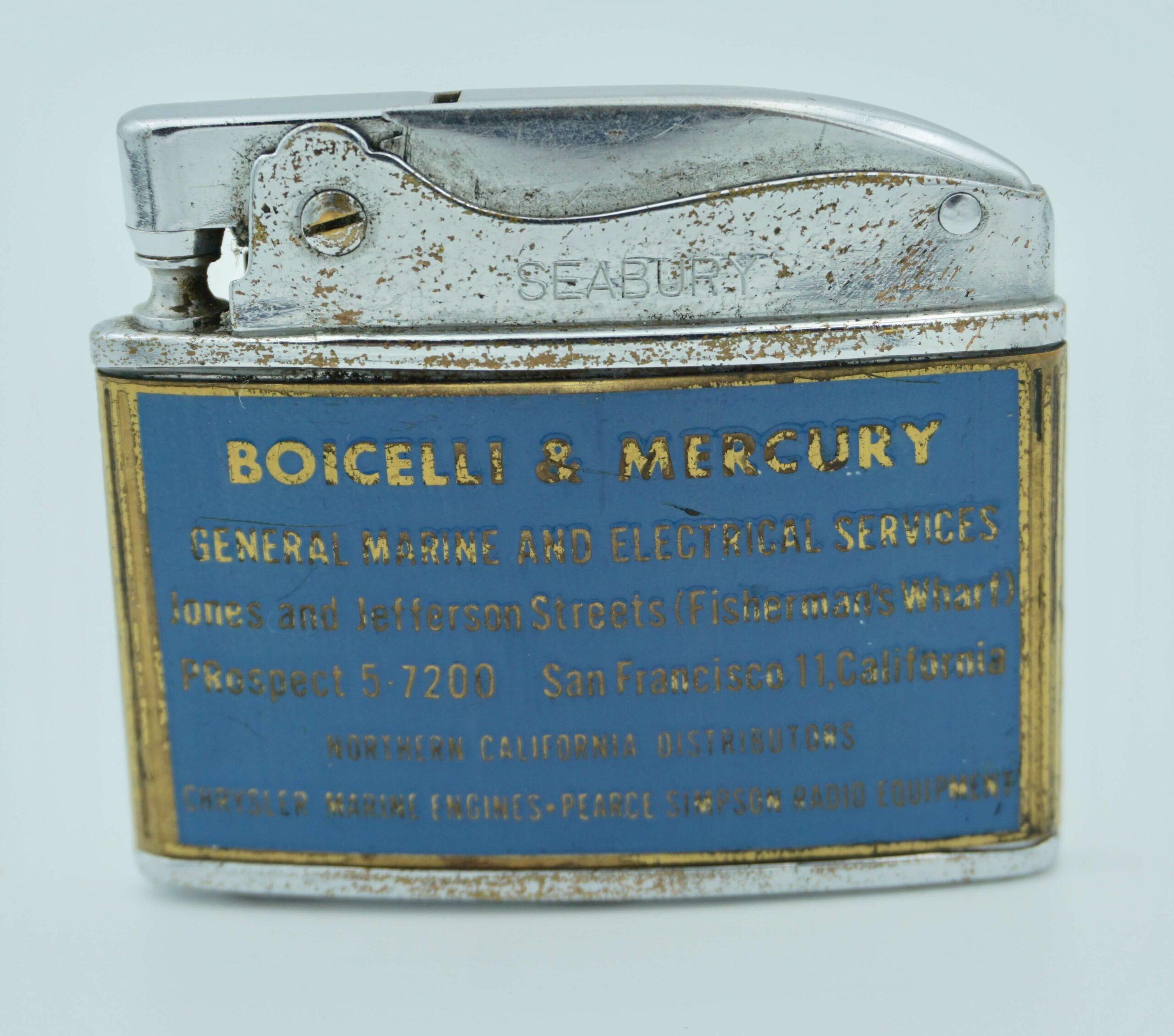 Boicelli & Mercury