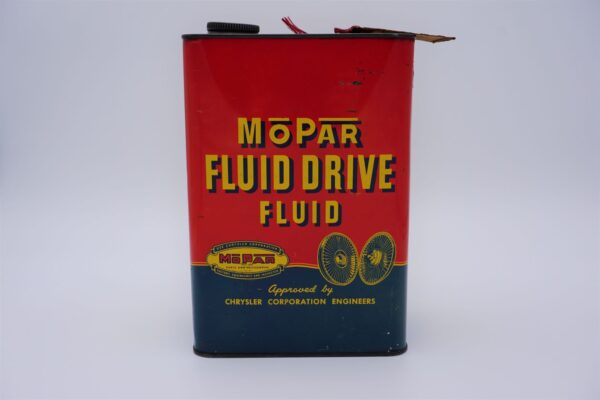 Antique Mopar Fluid Drive Fluid, 16 oz can.