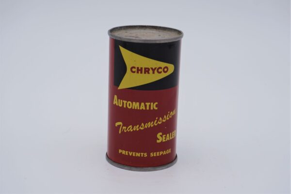 Antique Chryco Automatic Transmission Sealer, 6 imperial oz can.