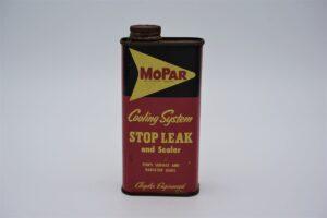 Antique Mopar Cooling System Stop Leak & Sealer, 10 oz can.