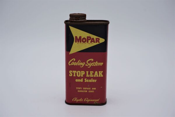 Antique Mopar Cooling System Stop Leak & Sealer, 10 oz can.