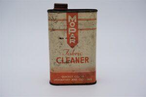 Antique Mopar Fabric Cleaner, 16 oz can.