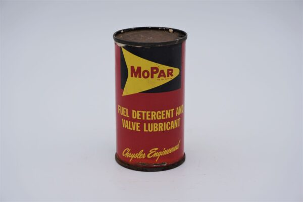 Antique Mopar Fuel Detergent & Valve Lubricant, 6 oz can.