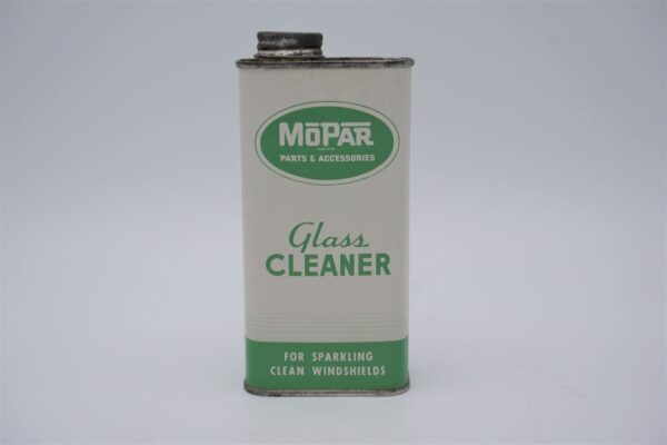 Antique Mopar Glass Cleaner can, 10 oz.