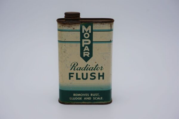Antique Mopar Radiator Flush, 16 oz can.