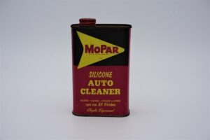 Antique Mopar Silicone Auto Cleaner, 1 pint can.