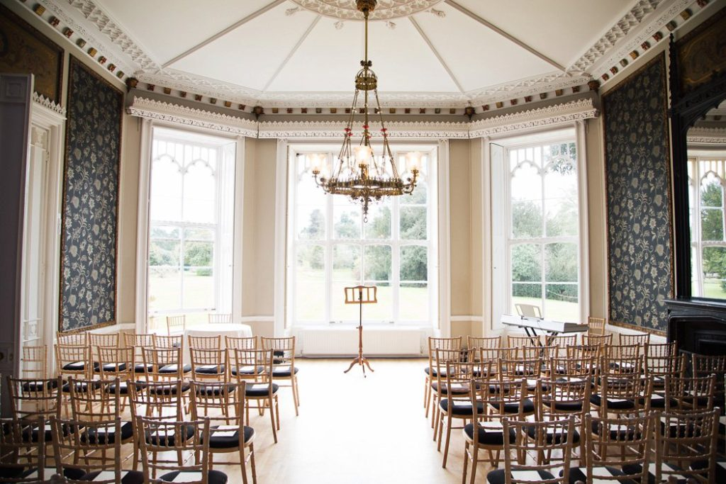 Image of Manor House Wedding Venues In the South Of England