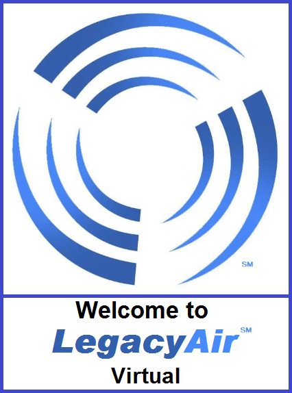 Welcome to LegacyAir Virtual
