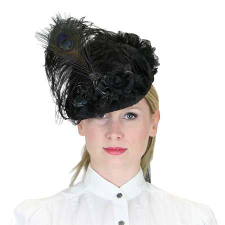 Victorian lady's hat