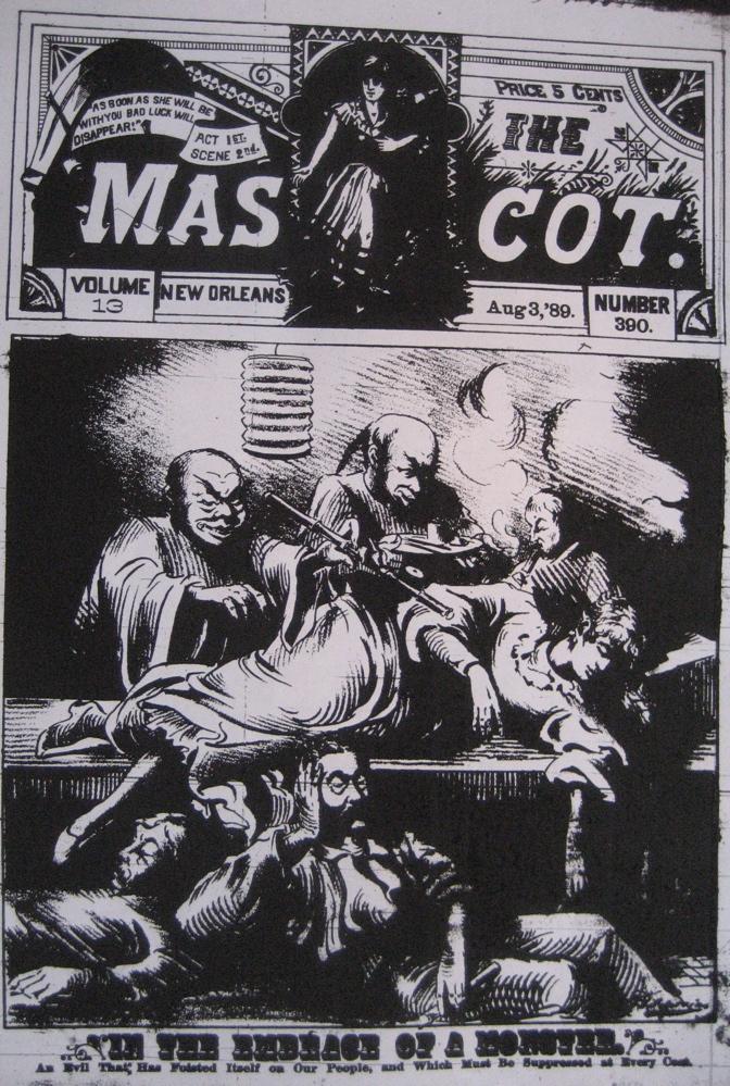 The Mascot, Aug. 3, 1889
