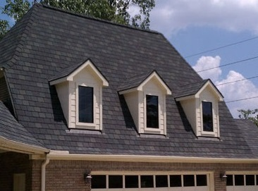 Composition Asphalt Shingle Roof