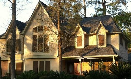 Composition Asphalt Shingle Roof