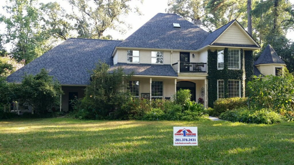 1st Choice Roofing Storm Damage Repair For Greater North