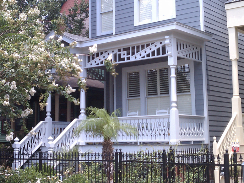 We have the craftsmanship required to repair and remodel the most ornate woodwork and architecture.