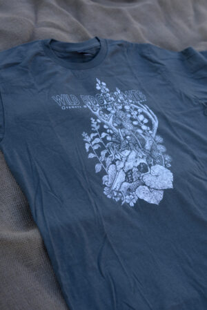 Native plant t-shirt