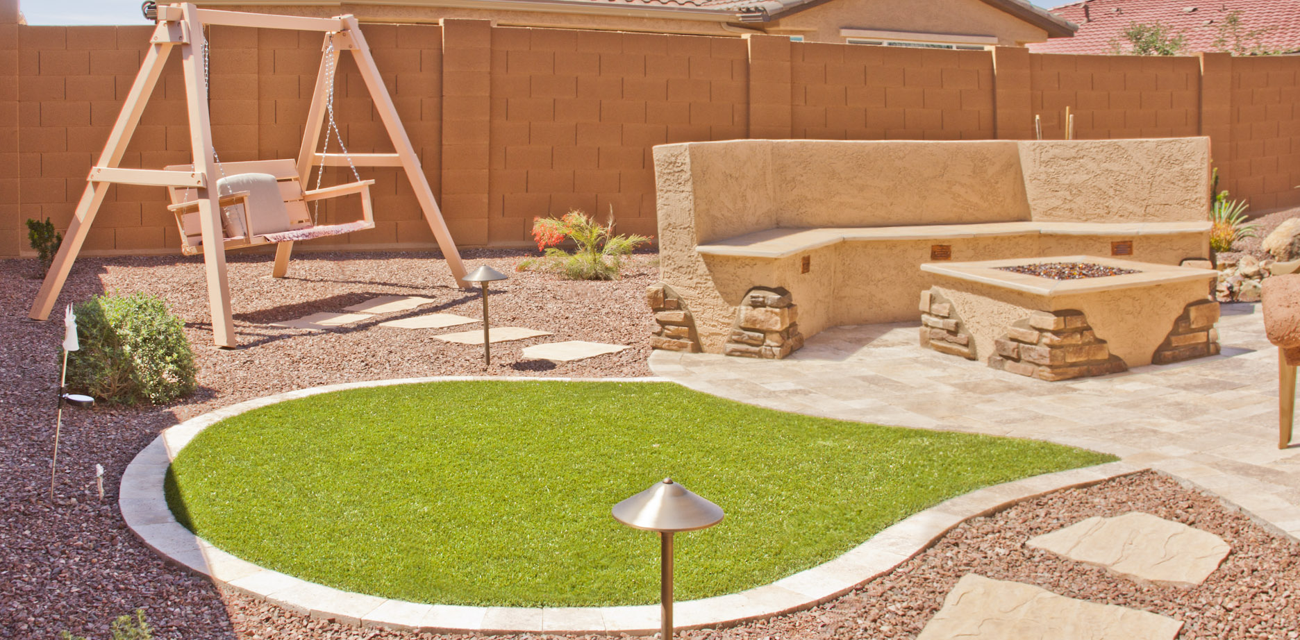 Artificial Turf - Small Area