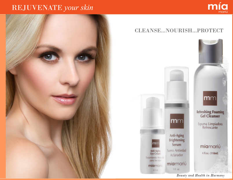 Rejuvenate Your Skin Anti-Aging Pack