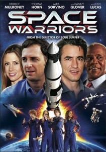 Space Warriors Blu-Ray