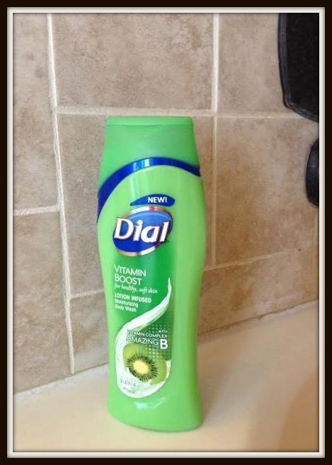 Dial Body Wash