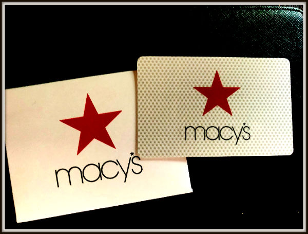 Shop Macy's Backstage